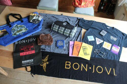 Bon Jovi  - Fantastic VIP + Extra Goodies Pack -