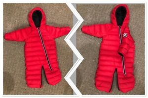 Canada Goose jacket for kids ( Pup Bunting)