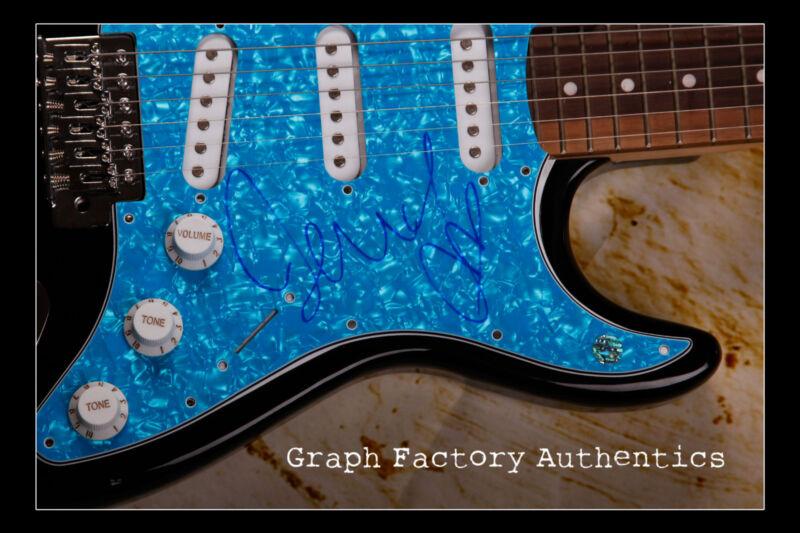 GFA English Pop Star * JESSIE J * Signed Electric Guitar PROOF COA