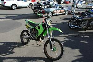 KAWASAKI KX85 2010 BIG WHEEL / COMES WITH JUNIOR WHEELS Hornsby Hornsby Area Preview