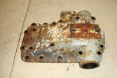 Ford 9n 2n Tractor 3pt Top Cover
