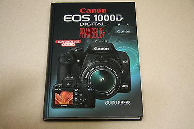 Canon EOS 1000D  /  Praxisbuch  /  Guido Krebs