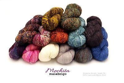 - Mechita by Malabrigo - Fingering Weight Superwash Merino Wool 18 COLORS