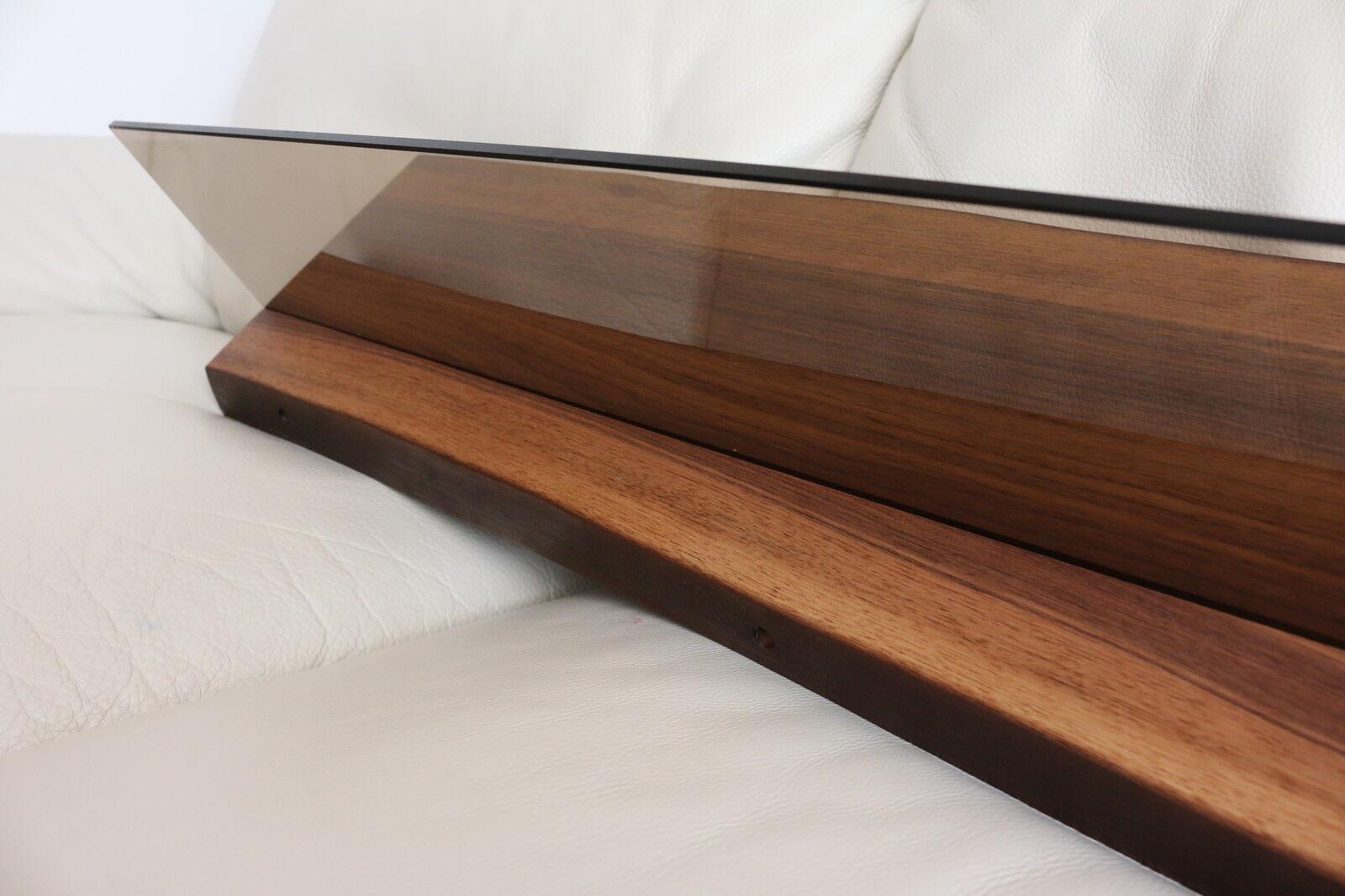 wandboard nussbaum massiv holz board regal glasregal regalbrett neu baumkante eur 299 00. Black Bedroom Furniture Sets. Home Design Ideas