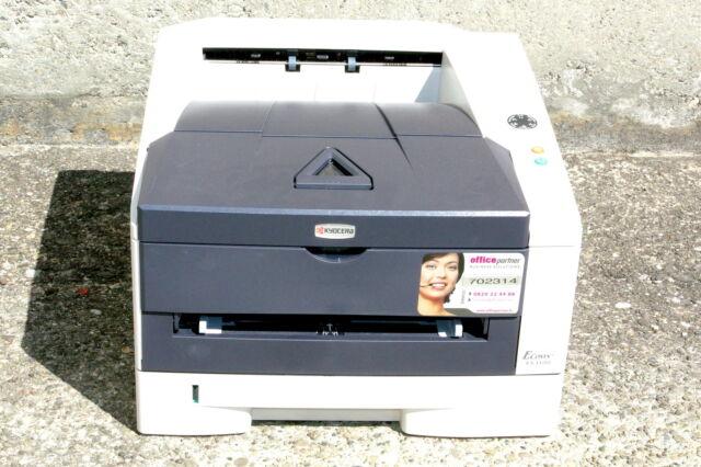 Kyocera Ecosys FS-1100 s/w Laserdrucker unter 4000 Seiten vom Händler