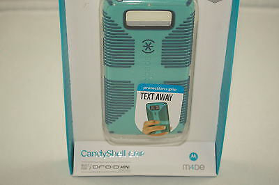 Brand NEW Genuine Speck CandyShell cases Grip for Motorola Droid Mini  (Motorola Droid Mini Speck Case)