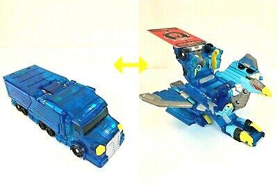[TURNING MECARD] YOTA Jumbo Transformable Robot Car Toy Figure +3cards Free Ship