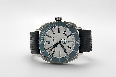 JeanRichard Aquascope Kind Surf Men's Automatic Watch 60400-11I706-FK7A