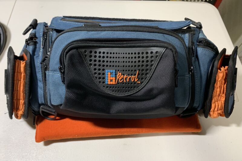 Petrol PSMB Audio Mixer Bag