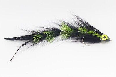 Shinabou Shiner 3 flies Redfish, Trout, Bass, Snook Fly Fishing Flies