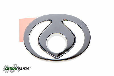 1991 1997 Mazda Mx Miata Front Bumper Chrome Emblem Genuine Oem New Bb1h 51 731