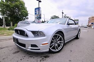 2014 Ford Mustang GT CONVERTIBLE BREMBOS NAVIGATION 2DR CONV GT