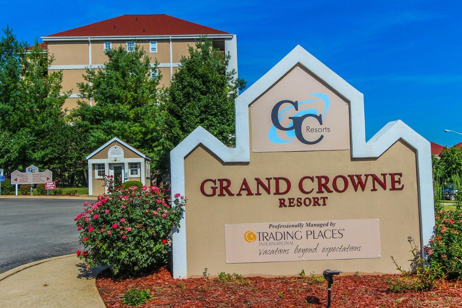 Grand Crowne Resort Timeshare Branson Missouri Interval International Points - $1.00