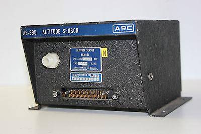 ARC Altitude Sensor AS-895 P/N: 44400-0000
