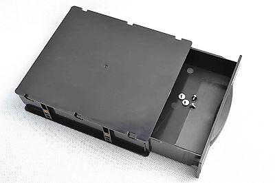 "Black 5.25"" inch DVD CD Drive Bay Storage Drawer Tray Molding Kit Box- US Stocks"