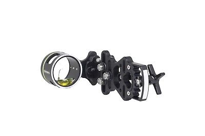 New Viper Archery Products Tactical Series Gear Drive Single Pin Bow Sight -