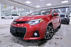 2014 Toyota Corolla S ORIGINAL RHT VEHICLE,ONE OWNER,NON-SMOKER,
