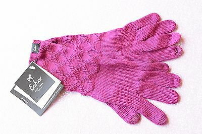 Echo Women's mSoft pointelle touch basic Gloves