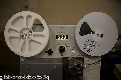 500 FT 8MM, SUPER 8 &16MM MOVIE FILM TRANSFER TO DVD OR QUICKTIME FILES