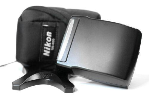 Nikon Speedlight SB-400 SB 400 Shoe Mount Flash