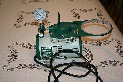 Invacare Heavy-duty Suction Aspirator Machine Irc1135 Works