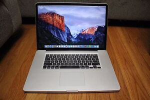 VERY ARE OPPORTUNITY** Quad Core i7 Newest 17'' MacBook Pro