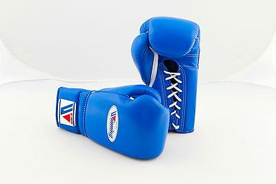 Боксерские перчатки Winning Boxing Gloves (BLUE)