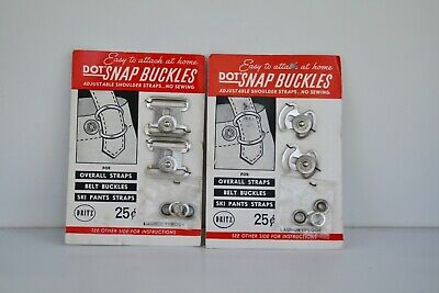 Adjustable Metal Snap Buckles for Purses,Belts, Ski Pants, DOT Sewing - Sewing Supplies Wholesale