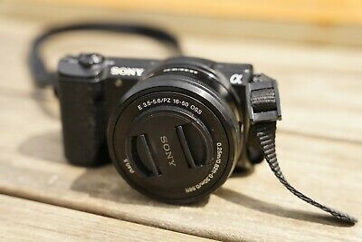Sony Alpha A5100 black + 16-50mm f/3.5-5.6 OSS
