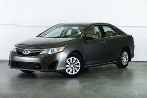 2014 Toyota Camry LE CERTIFIED Finance for $65 weekly OAC