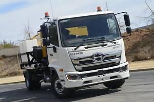 Hino FE 1426-500 Series Vacuum Tanker (308869) Regency Park Port Adelaide Area Preview