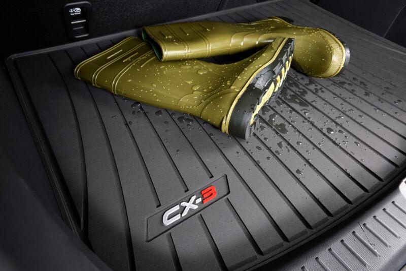 Mazda CX-3 DK Original Einstiegsblenden beleuchtet *NEU*