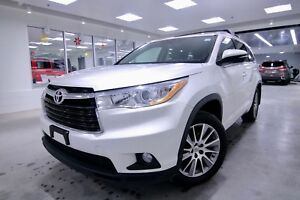 2014 Toyota Highlander XLE XLE, ONE OWNER, CLEAN CARPROOF, NON S