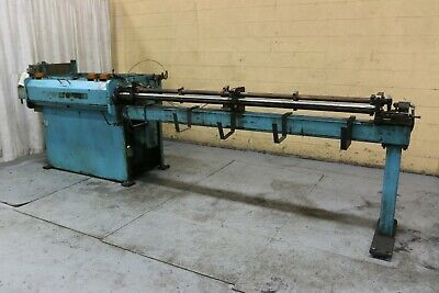 516 Lubow Sc312 Wire Straightener Cutoff Machine Yoder 67267