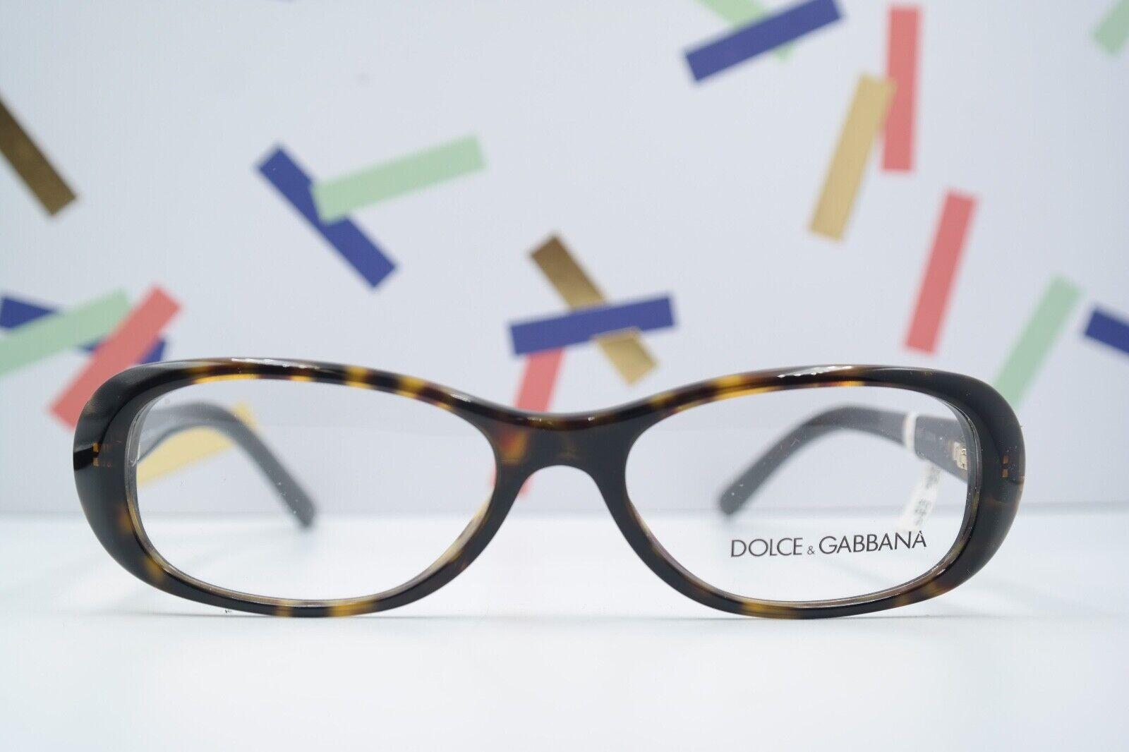 Brille Brillengestell Dolce Gabbana DG 3122 501 braun Sterne Logo 52/16 135 NEU