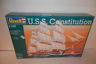 Revell 1:146 USS Constitution 05472 NIB