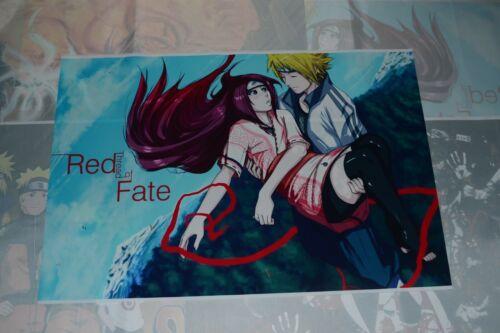 Anime Naruto Shippuden Minato Kushina New 60x90cm Canvas Cloth Wall Poster