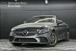 2019 Mercedes Benz C300 4MATIC Cabriolet