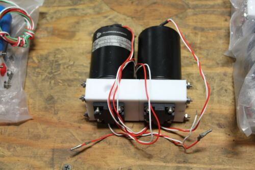 NEW Fluorocarbon 8001-100771-A1 Type Module 40 PSI Solenoid Valve