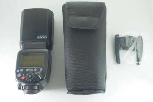 Canon Speedlite 600EX Camera Flash Hot Shoe E-TTL EF Japan Excellent Condition!