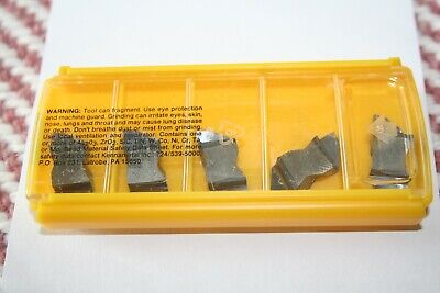 Top Notch Carbide Inserts Acme Threading