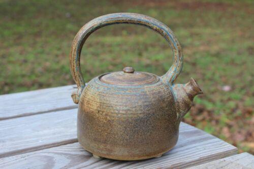 Donna craven Teapot Seagrove NC pottery