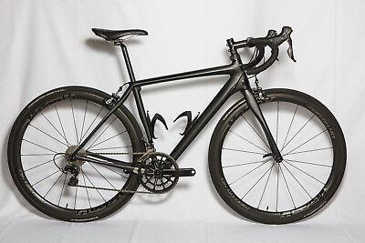 954d226d5f0 Cannondale Synapse Hi-Mod Black Inc Carbon Road Bike Size 51 Dura Ace  11speed