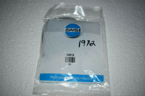 """Bimba HKX Solid State Cylinder Switch, Sinking NPN, 30VDC 150mA, 144"""" Cable"""