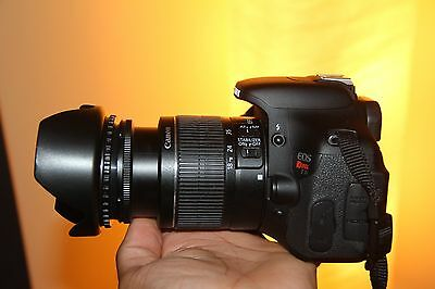 Canon Rebel T3i SLR 18.0MP DSLR With EFS 18-55mm IS Lens and Accessories!