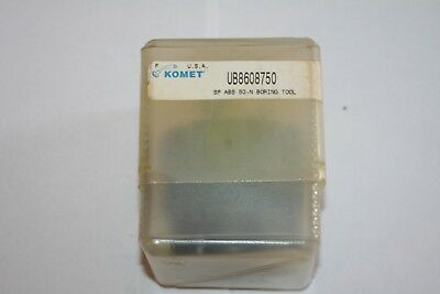 Komet Ub8608750 Boring Tool Sp Abs 50 - N 10za-1827-4418  New