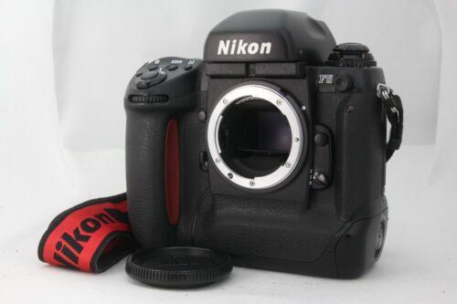 【NEAR MINT】 Nikon F5 35mm SLR Film Camera Body + Strap from Japan B022