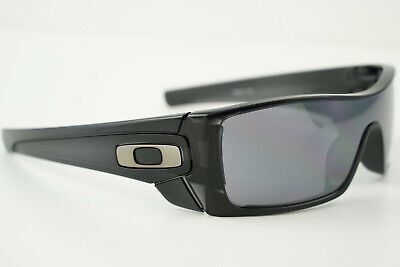 OO9101-01 BATWOLF Ink Black/Black Iridium Dark ICON Sunglasses