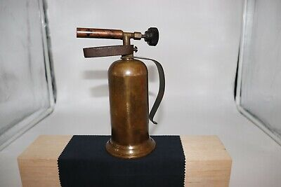 Vintage Small Lenk Blowtorch