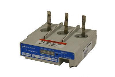 Cutler Hammer 4D13102g03 Iq Energy Sentinel 250A 480V 50 60Hz